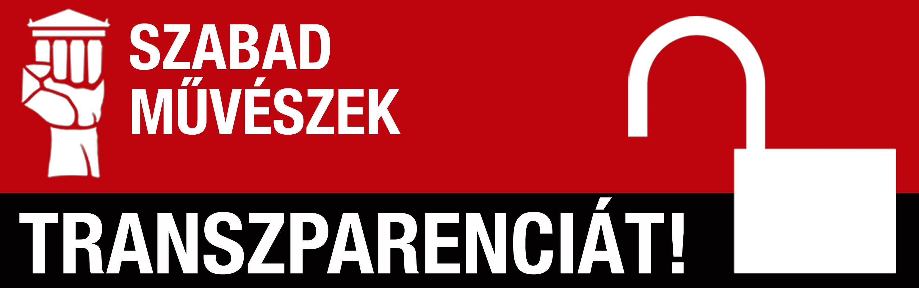 TRANSZPARENCIÁT!