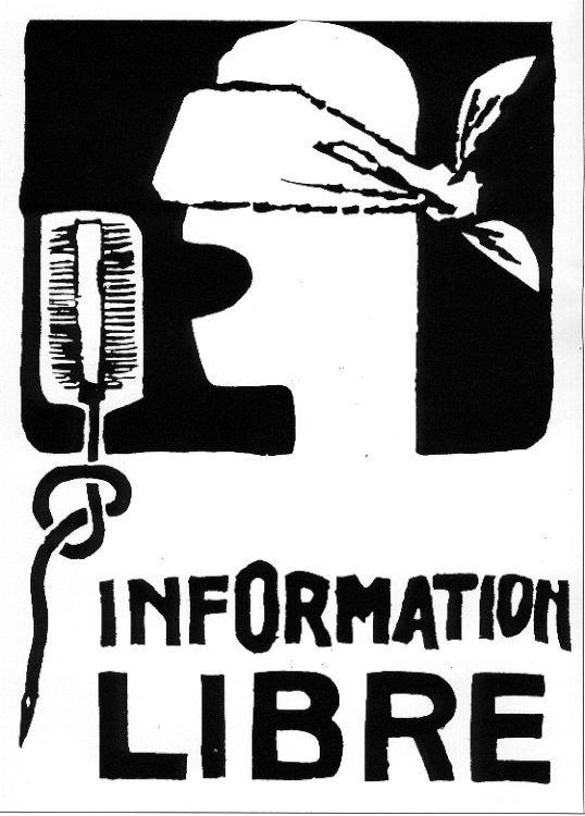 information libre atelier